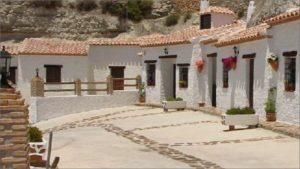 Casas cueva en Castilléjar