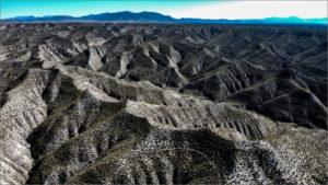 Desierto de Castilléjar Granada