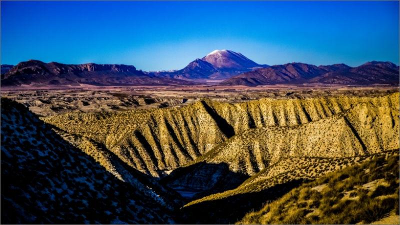 Montes y Montaña La Sagra Granada